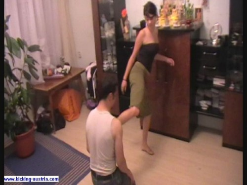 Barefoot Kicking